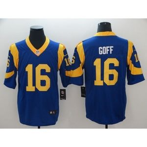 Other - Los Angeles Rams Jared Goff Jersey (3)